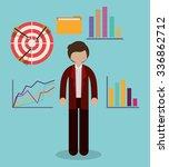 business people design  vector... | Shutterstock .eps vector #336862712