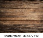 old wood background | Shutterstock . vector #336877442