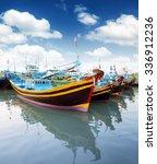 vietnam  phan thiet  mui ne  ... | Shutterstock . vector #336912236
