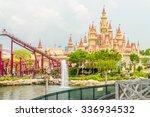 singapore   november 7 ... | Shutterstock . vector #336934532