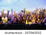 benicassim  spain   jul 18 ... | Shutterstock . vector #337063532