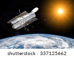 Hubble Telescope Observe The...