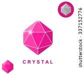 brilliant jewel isometric... | Shutterstock . vector #337152776