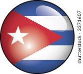 cuba official flag | Shutterstock .eps vector #3371607