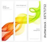 abstract template vertical...   Shutterstock .eps vector #337171712
