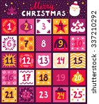 Christmas Advent Calendar....