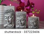 Buddha Candle Holders