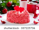 Birthday Cake For Valentine's...