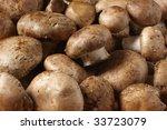 heap of agarics close up  full... | Shutterstock . vector #33723079