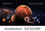 mercury   5k resolution... | Shutterstock . vector #337321985