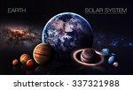 earth   5k resolution... | Shutterstock . vector #337321988