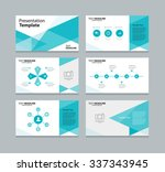 abstract vector business ... | Shutterstock .eps vector #337343945