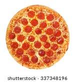 fresh italian classic original... | Shutterstock . vector #337348196