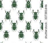 bug  texture  background ... | Shutterstock .eps vector #337381646