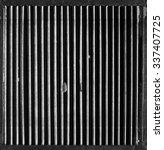 steel fence | Shutterstock . vector #337407725