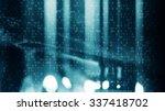 Futuristic Hacker Attack On...