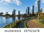 seoul  korea  october 11  2015...   Shutterstock . vector #337421678