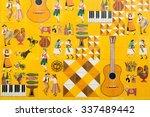 lisbon  portugal  november 8 ... | Shutterstock . vector #337489442