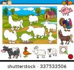cartoon illustration of... | Shutterstock . vector #337533506
