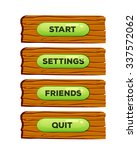 wooden cartoon panels for...