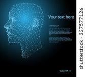 head | Shutterstock .eps vector #337577126