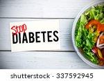 Stop Diabetes Against Healthy...