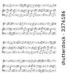 music  vector    Shutterstock .eps vector #3376186