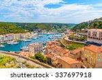 A View Of Bonifacio Port And...