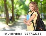 student. | Shutterstock . vector #337712156