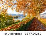 trier  germany   november 05 ... | Shutterstock . vector #337714262