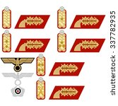 Insignia Generals Wehrmacht In...