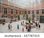 amsterdam  netherlands   aug 30 ... | Shutterstock . vector #337787315