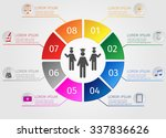concept students learning.... | Shutterstock .eps vector #337836626