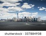 new york skyline 2014 | Shutterstock . vector #337884938
