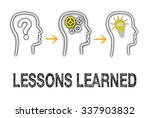 Lessons Learned   Education An...