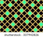golden glitter background.... | Shutterstock .eps vector #337942826