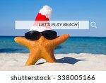 Let's Play Beach Summer Sand...