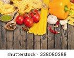 food. | Shutterstock . vector #338080388