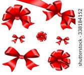 bows design | Shutterstock .eps vector #338184152