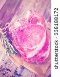 organic pork lion chops of...   Shutterstock . vector #338188172