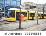 berlin  germany   march  2015 ... | Shutterstock . vector #338345855