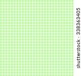 traditional background checkerd ... | Shutterstock . vector #338363405