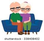 cartoon illustration of an... | Shutterstock . vector #338408402