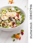 Fresh Organic Cobb Salad Toppe...