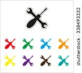repair   color vector icon
