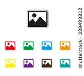 photo   color vector icon