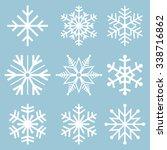 Snowflake Icons. Snowflake...