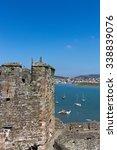 conwy castle 13th centrury...