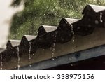 rain on the roof | Shutterstock . vector #338975156