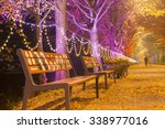 the most beautiful parks in the ... | Shutterstock . vector #338977016